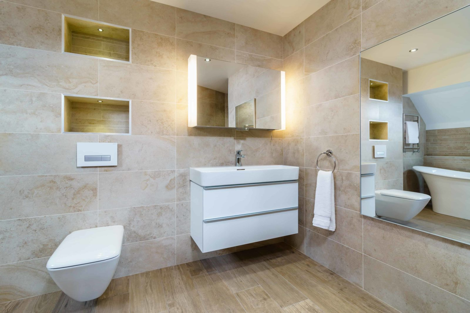 Luxury Bathroom Design Devon Cornwall South West
